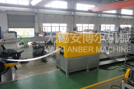 Architrave Beads Production Line Anber Wire Mesh Machine