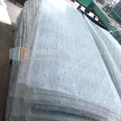 Self Furring Metal Lath Anber Wire Mesh Machine